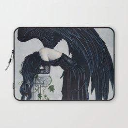 Despair Gothic Angel Laptop Sleeve