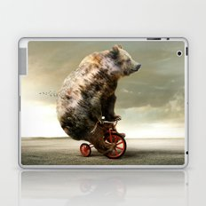 Happy Bear Laptop & iPad Skin