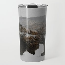 The Kodiak Brown Bear Travel Mug