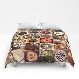 'round Austin, Texas part one.. Comforters
