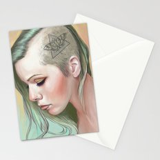 Caudal Lure Stationery Cards