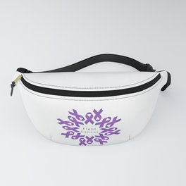 World Cancer Day to raise awareness and prevent cancer Fanny Pack