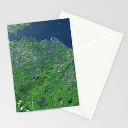 520. Edinburgh, Scotland Stationery Cards