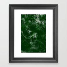 With Envy Framed Art Print