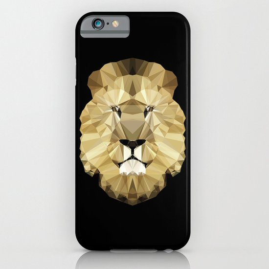 Polygon Heroes - The King iPhone & iPod Case