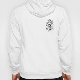 KNIVES AND FLOWERS Hoody