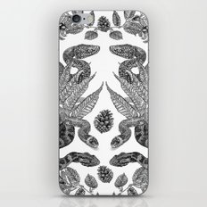 Serpent's Choir iPhone & iPod Skin