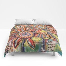 Floral Fiesta Comforters