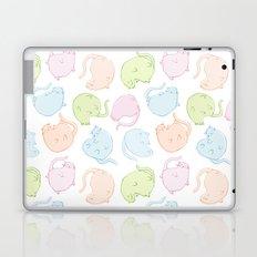 Cat Blobs Cats Laptop & iPad Skin