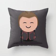 ChibizPop: Hawk Throw Pillow