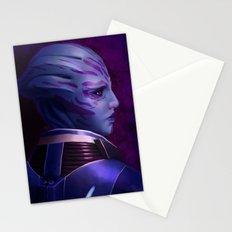 Mass Effect: Tela Vasir Stationery Cards
