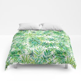 GREEN CANOPY Comforters