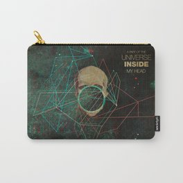 A Part Of The Universe Inside My Head Carry-All Pouch