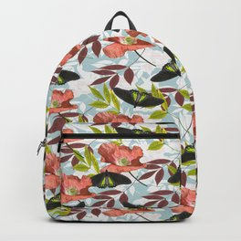 Troides Helena pattern Backpack