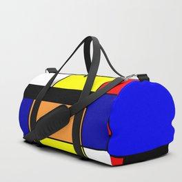 Mondrian #1 Duffle Bag