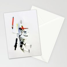 Drawing Droids Stationery Cards