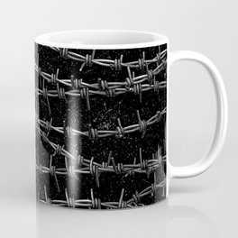 Bouquets of Barbed Wire Coffee Mug
