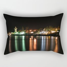Eastern Road Lighthouse Rectangular Pillow