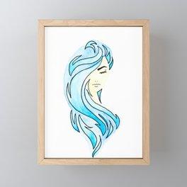 In Control Framed Mini Art Print