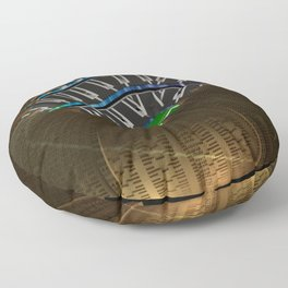 The Vendôme Floor Pillow