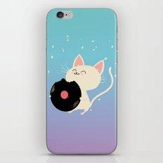 I can't get nooooo catisfaction iPhone & iPod Skin