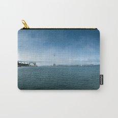 Golden Gate Bridge + Fog Carry-All Pouch
