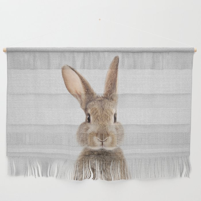 Rabbit - Colorful Wall Hanging