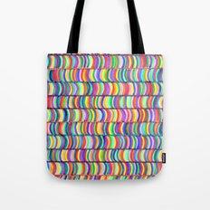 rainbows random Tote Bag