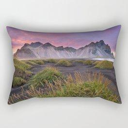 Vestrahorn Rectangular Pillow