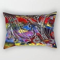 Primary Rectangular Pillow