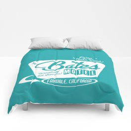 Enjoy Your Stab! Comforters