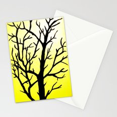 Desert Tree Stationery Cards