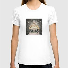 """""""MNE"""" Album Artwork - Miss Natasha Enquist T-shirt"""