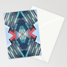 DQU 0812 (Symmetry Series III) Stationery Cards