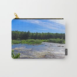Wild Ways and Sunshine Days Carry-All Pouch