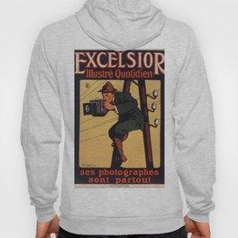 Old Sign / Affiche Excelsior Ilustré Hoody