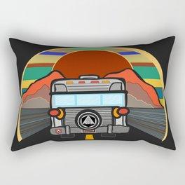 Trippin Rectangular Pillow