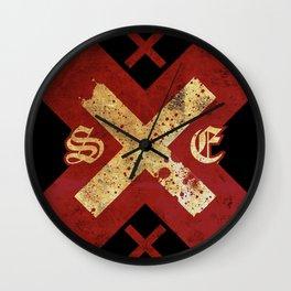 Strage Edge xXx Wall Clock