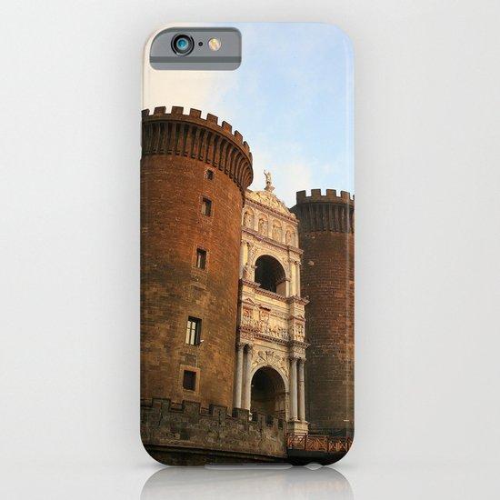 Naples Castle iPhone & iPod Case