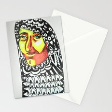 The Snake Charmer Stationery Cards