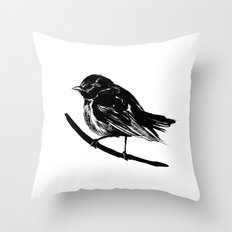 Bird Lover 1 Throw Pillow