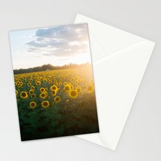 Sunflower Day Stationery Cards
