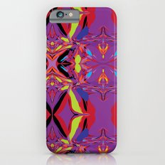 Pattern AM02 Colorful Slim Case iPhone 6s