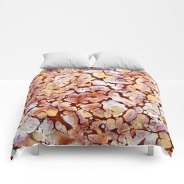 Nature brown Comforters