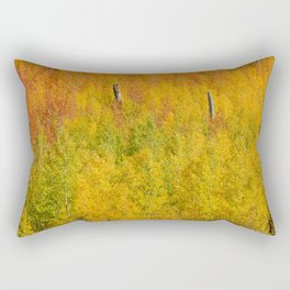 Autumn Colors - North_Rim Grand_Canyon, AZ Rectangular Pillow