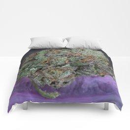 Grape Ape Medicinal Medical Marijuana Comforters