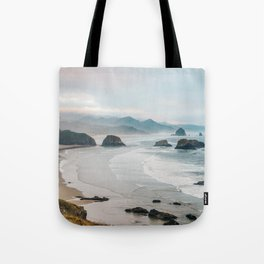 Alone in the beauty of the earth Tote Bag