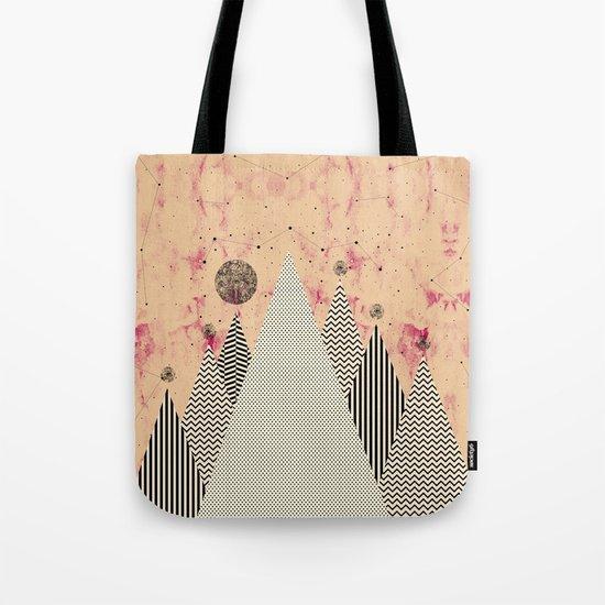 M.F. V. xii Tote Bag