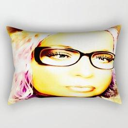 Trustworthy Tina 01-03 Rectangular Pillow