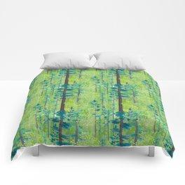 Wonderous Woodland Spring Comforters